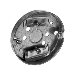 "Hubbell Raco 8292 3-1/2"" Shallow Round Ceiling Box"
