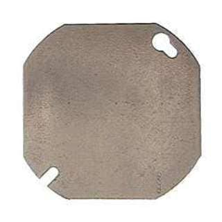 Hubbell Raco 0722 Octagon Box Cover Blank