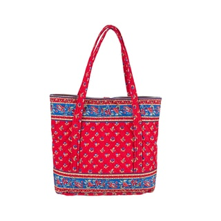 Lorraine Large Quilted Tote Bag