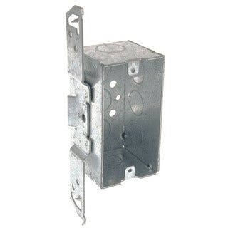 Hubbell Raco 678 Single Gang Handy Box With Bracket