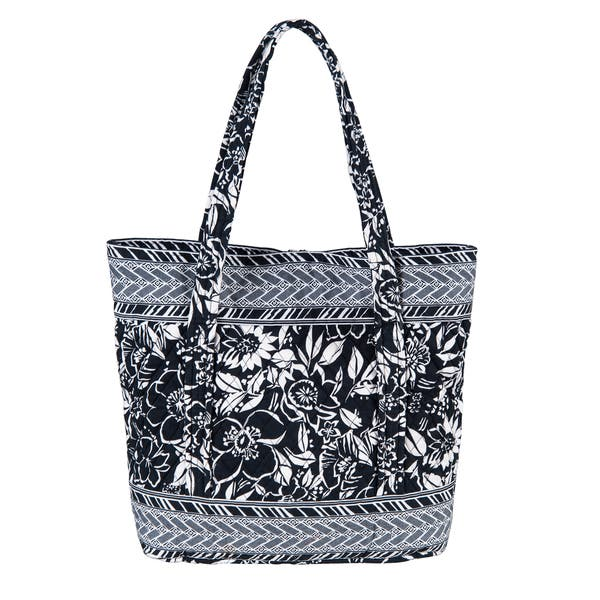 Newport Large Quilted Tote Bag