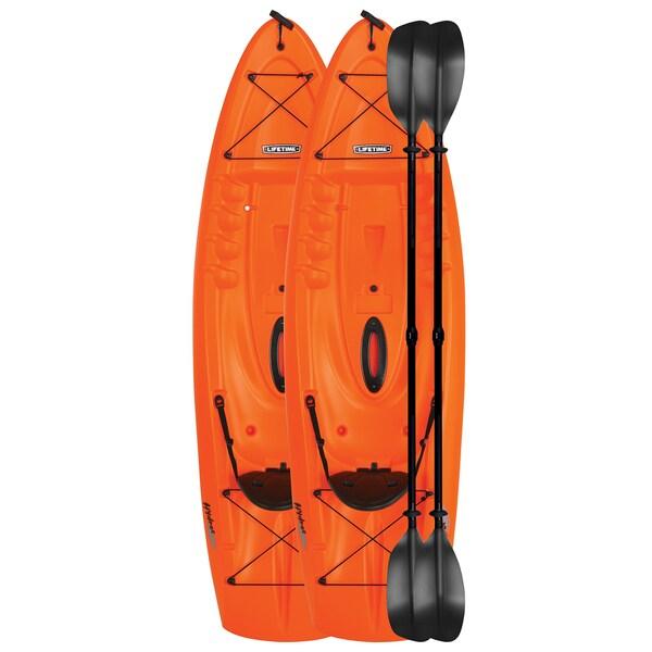 Lifetime Hydros Kayak (2 Pack)