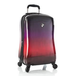 Heys Ombre Sunset 21-inch Fashion Hardside Spinner Upright Carry-on Suitcase