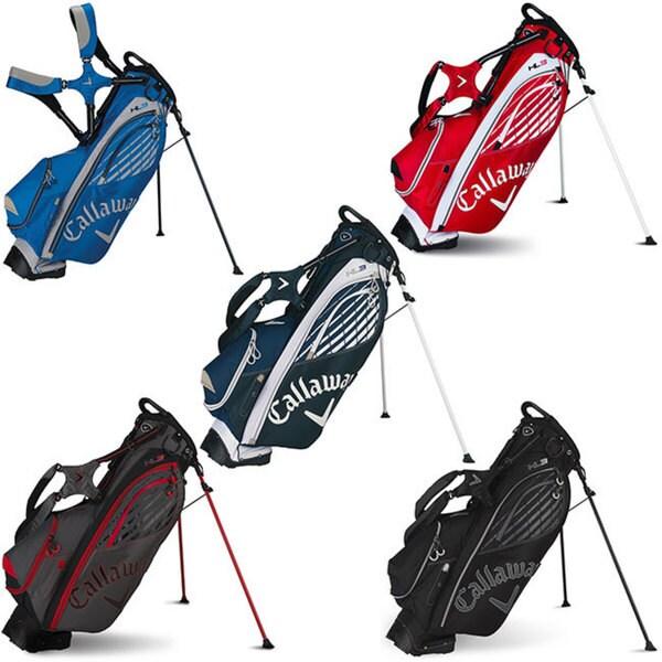 Callaway Hyper-Lite 3 Stand Bag 2015