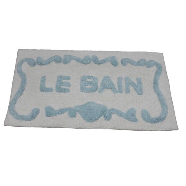'Lebain' Bath Rug (21 inches x 34 inches)
