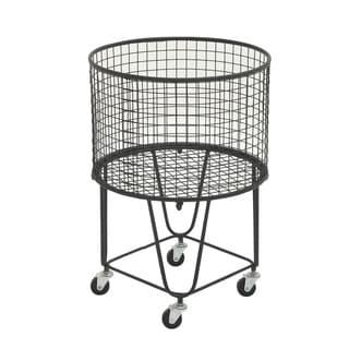 Amazing Metal Roll Storage Basket