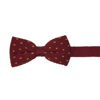 The Cozy Tweedster Bow Tie