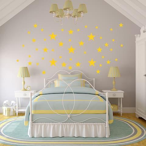 Starry Dome Wall Decal Sticker Mural Vinyl Art Set