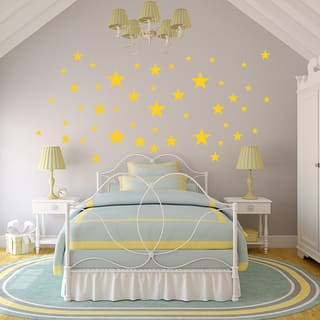 Starry Dome Wall Decal Sticker Mural Vinyl Art Set|https://ak1.ostkcdn.com/images/products/11820099/P18726050.jpg?impolicy=medium