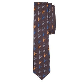 The Stag Party Men's Tie