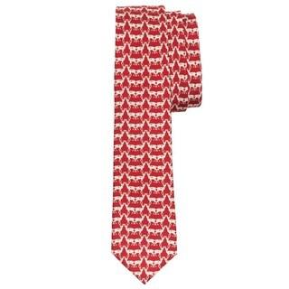 The Stag Standoff Necktie