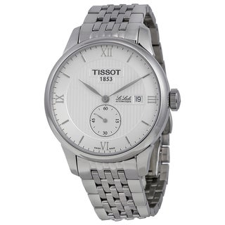 Tissot Men's T0064281103801 Le Locle Stainless Steel Automatic Watch