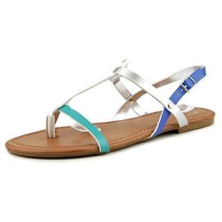 143 Girl Women's 'Radko' Faux Leather Sandals