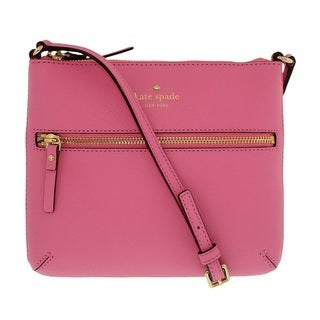 Kate Spade New York Cedar Street Tenley Rouge Pink Crossbody Handbag