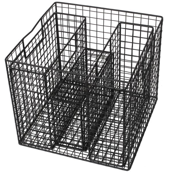 4-piece Set of Wire Baskets