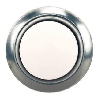 Heathco 455-A-B Silver Pearl Doorbell
