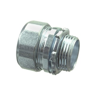 Halex 26352 0.75-inch Compression Connector