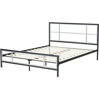 Hanover Square Metal Full Platform Bed