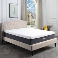PostureLoft Ventilated 12-inch Gel Memory Foam Mattress