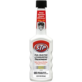 STP 78571 5-1/4 Oz STP Fuel Injection Carburetor Treatment