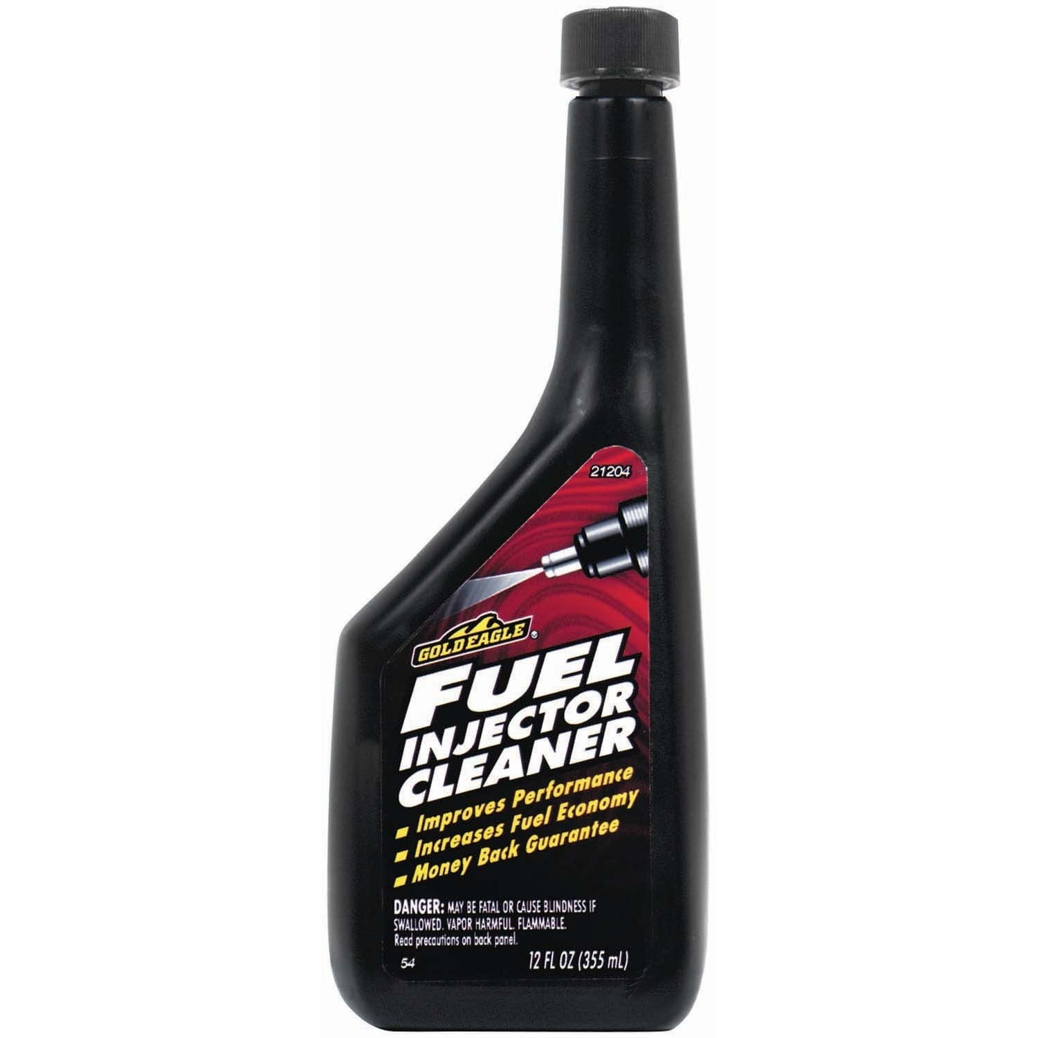 Gold Eagle 21204 12 Oz Fuel Injector Cleaner (Car care/cl...