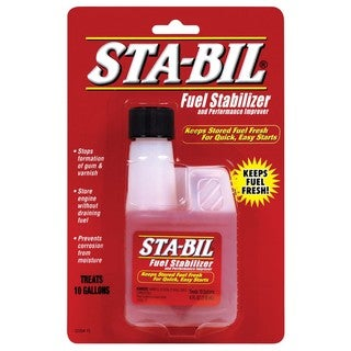 Gold Eagle 22204/1104 4-ounce Original Sta-Bil Concentrated Fuel Stabilizer