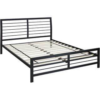 Hanover Lakeside Metal Full Platform Bed