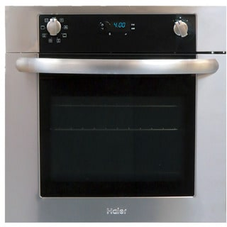 Haier 30-inch, 4.5-cubic foot True European Convection Wall Oven With 8 modes