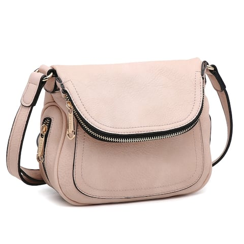 916b9a48ec38 Buy Pink Crossbody & Mini Bags Online at Overstock | Our Best Shop ...