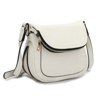 c5c4f9ac55 Buy Faux Leather Crossbody   Mini Bags Online at Overstock