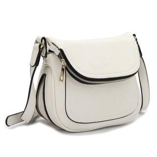 0e4d58463e17 Buy White Crossbody   Mini Bags Online at Overstock