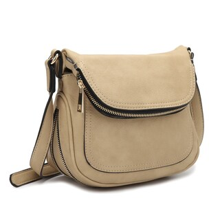 Dasein Front Flap Messenger Bag (More options available)
