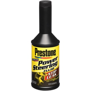 Prestone AS-262Y 12 Oz Power Steering Fluid & Stop Leak