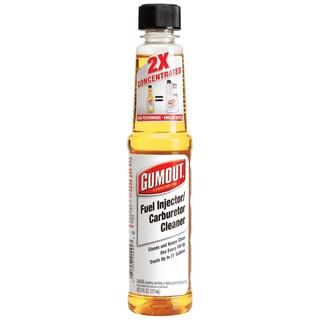 Gumout 800001373 6 Oz Fuel Injector and Carburetor Cleaner