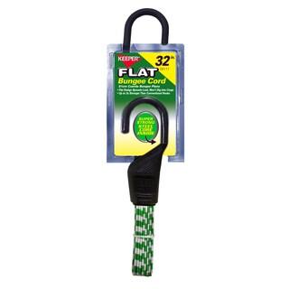 Keeper 06111 32-inch Flat Bungee Cord