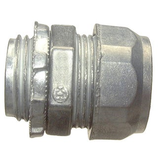 "Halex 90212 3/4"" EMT Compression Connector"