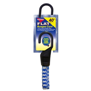 Keeper 06113 40-inch Flat Bungee Cord