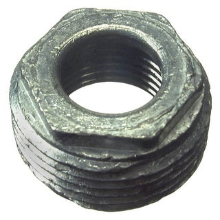 "Halex 91331 1"" X 1/2"" Zinc Die Cast Reducing Bushing"