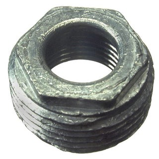 "Halex 91332 1"" X 3/4"" Zinc Die Cast Reducing Bushing"