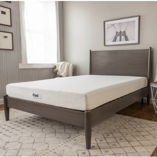 PostureLoft Ventilated 8-Inch Twin XL-size Gel Memory Foam Mattress