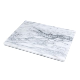Fox Run Brands White Marble Nonstick 12-inch x 16-inch Pastry Board