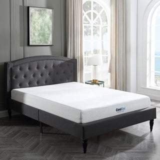 PostureLoft Ventilated 8-Inch Twin-size Gel Memory Foam Mattress