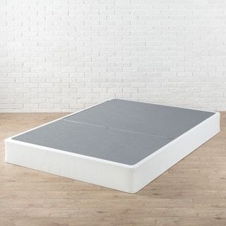 Priage 9-inch Cal King-size Smart Box Spring Mattress Foundation