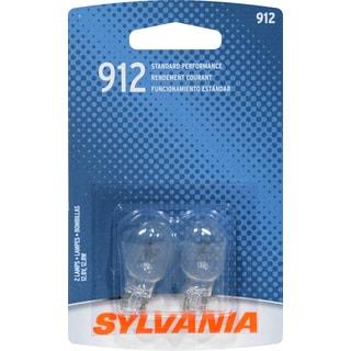 Sylvania 912BP Clear 12.8 Volt 12.8 Watt Standard Performance Bulb (Set of 2)