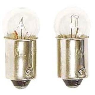 Sylvania 53BP G-3.5 Mini Incandescent Bulb (Set of 2)