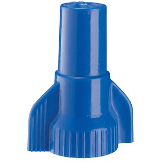 GB Gardner Bender 19-089 WingGard Blue Twist-On Connectors (Set of 2)