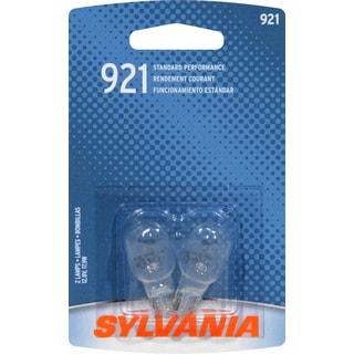 Sylvania 921BP 2-count Clear 12.8 Volt 17.9 Watt Standard Performance Bulb