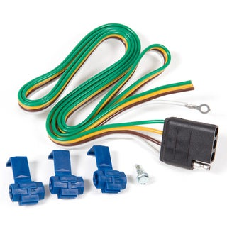 Reese Towpower 78058 48-inch Flat 4 Vehicle Wiring Kit