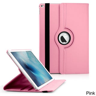 Gearonic 360 Rotating PU Leather smart Function stand case for iPad Pro (2 options available)