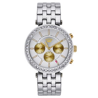 Juicy Couture Stainless Steel Watch|https://ak1.ostkcdn.com/images/products/11820976/P18726694.jpg?_ostk_perf_=percv&impolicy=medium